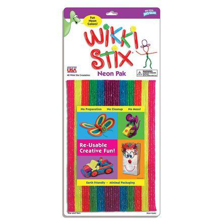 Wikki Stix® Neon Pack