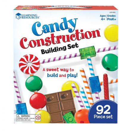 Jeu de construction - Friandises