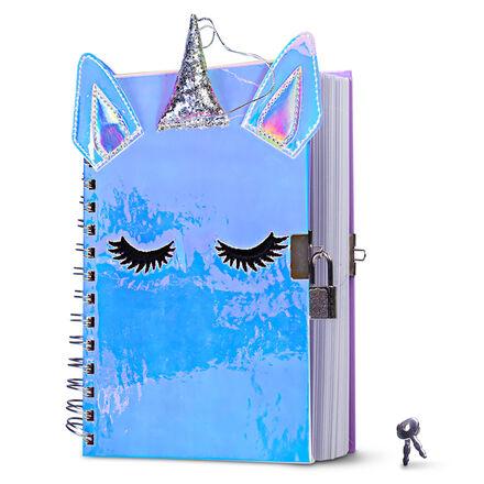 Unicorn Face Diary
