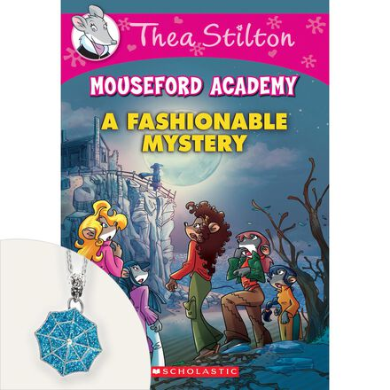 Thea Stilton Mouseford Academy #8: A Fashionable Mystery Pack