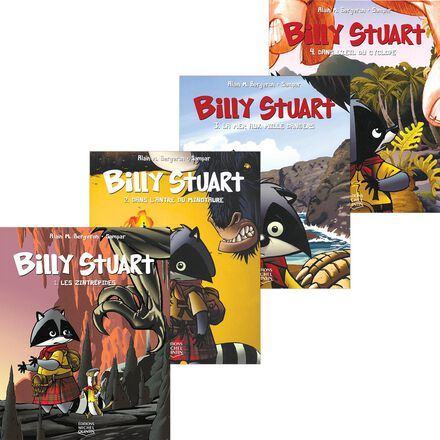 Collection Billy Stuart