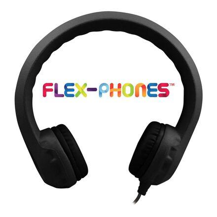 Écouteurs Hamilton Flex-Phones noirs
