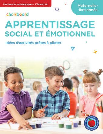 Apprentissage social et émotionnel