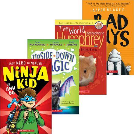 Fourth Grade Series Starter Value Pack