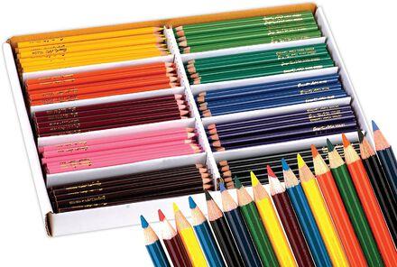 Sargent Art® Best Buy Coloured Pencil Classpack (250)