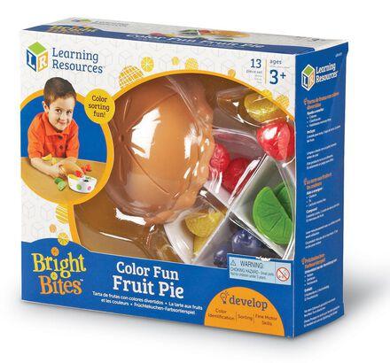 Tarte aux couleurs amusantes Bright Pie