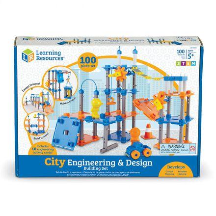 STEM City Engineering & Design Building Set