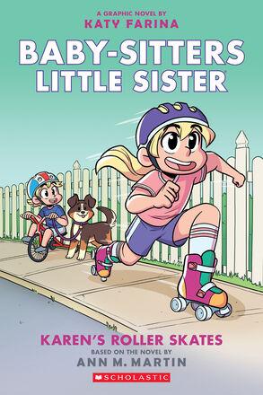 Baby-Sitters Little Sister #2: Karen's Roller Skates