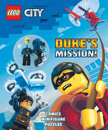 LEGO® City: Duke's Mission