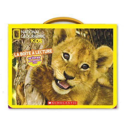National Geographic Kids - La boîte à lecture no 1
