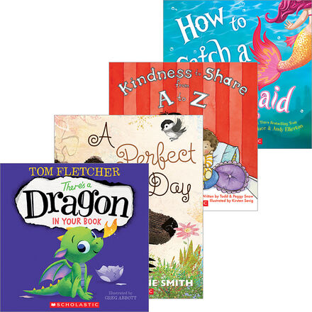 Best Books to Read Together Pack
