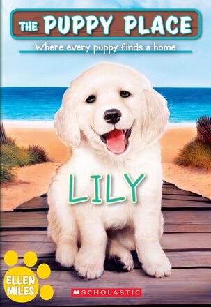The Puppy Place #61: Lily