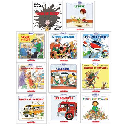 Collection Munsch - Les classiques
