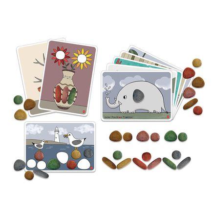 Eco-Friendly Junior Rainbow Pebbles