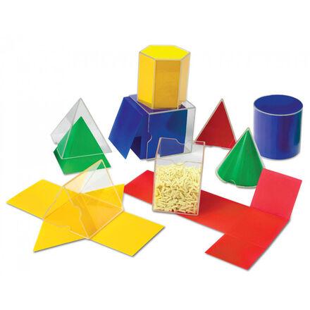 Solides géométriques pliants