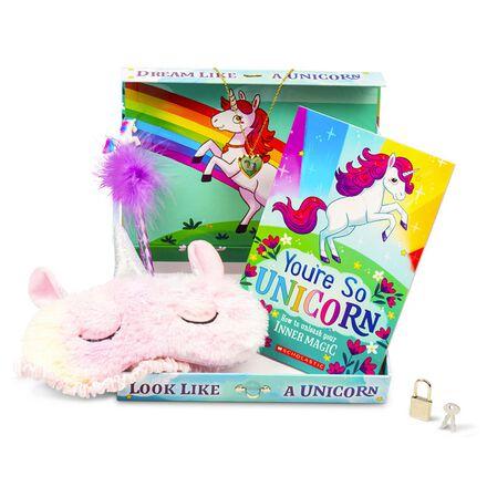 Magical Unicorn Lockbox