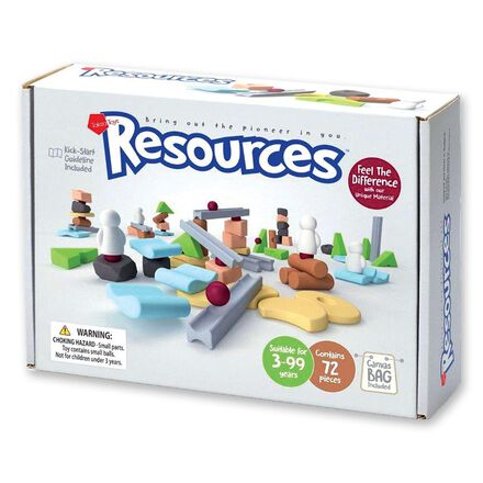 Resources : Constructions créatives