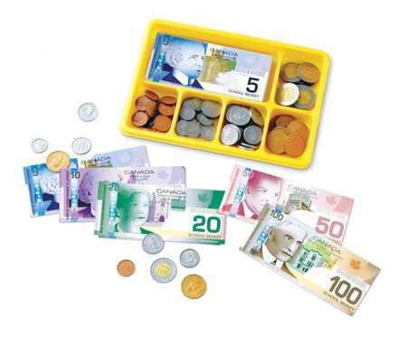 Plateau d'argent canadien