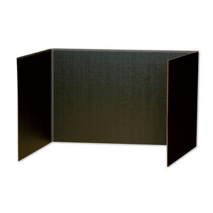 Privacy Boards 4-Pack (Black)