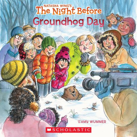 The Night Before Groundhog Day