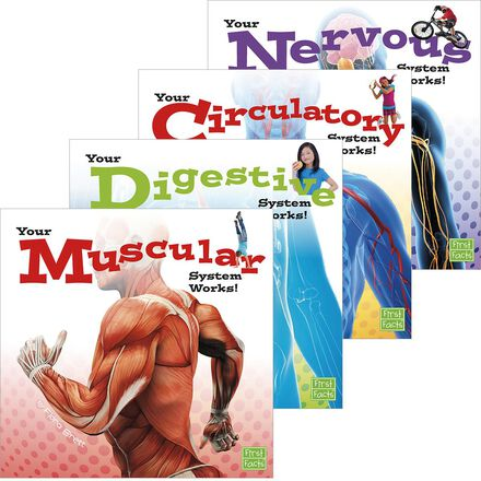 Capstone: Your Body Systems 6-Pack