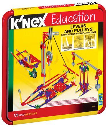 K'Nex® : Leviers et poulies