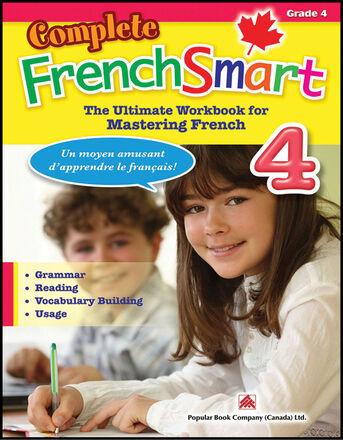 Complete FrenchSmart Grade 4