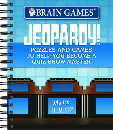 Brain Games®: Jeopardy!®