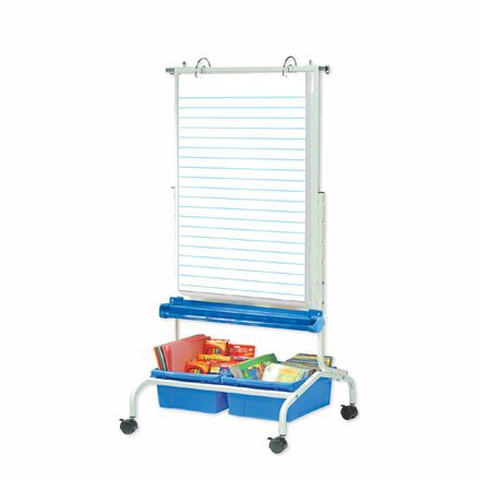 Deluxe Chart Stand with Tubs