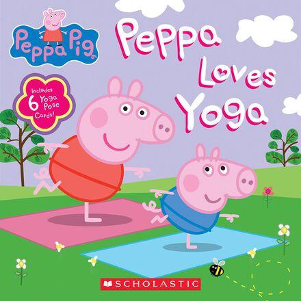 Peppa Pig: Peppa Loves Yoga