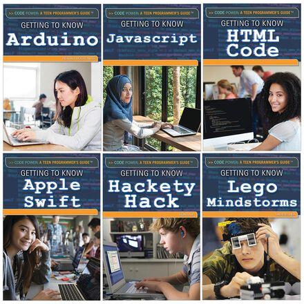 Code Power Tech Programming 6-Pack