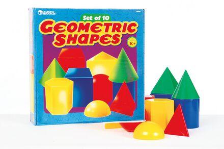 Grosses formes géométriques (10)