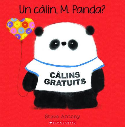 Un câlin, M. Panda?