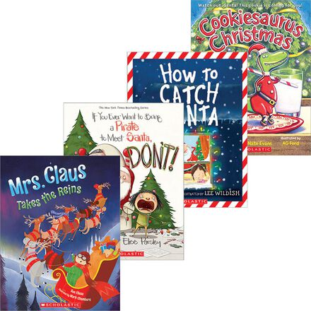 Silly Christmas Stories Pack