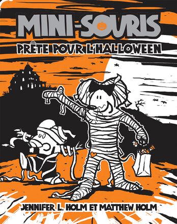 Mini-Souris : Prête pour l'Halloween