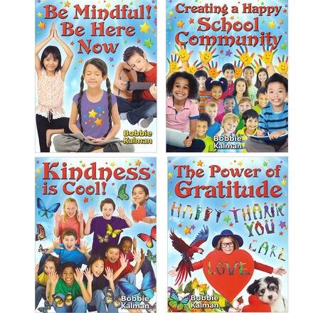 Be Your Best Self: Building Social-Emotional Skills 4-Pack