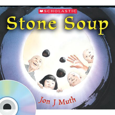 Stone Soup Book & CD