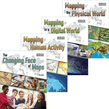 Mapping in the Modern World 6-Pack