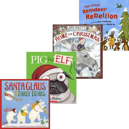 Holiday Hardcover Value Pack