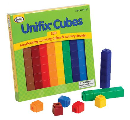 Unifix® Cubes 100-Pack