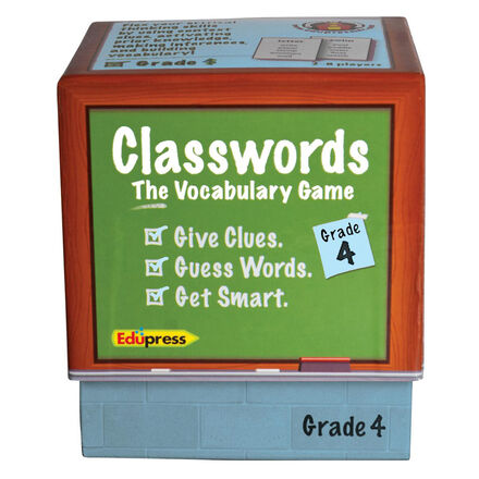 Classwords The Vocabulary Game Gr. 4