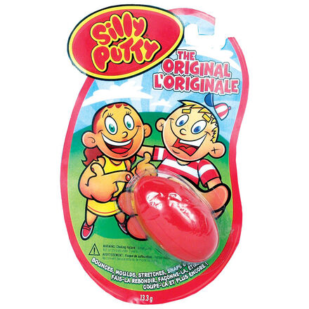 Substance malléable Silly Putty
