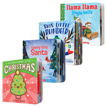 Seasonal Board Book Pack