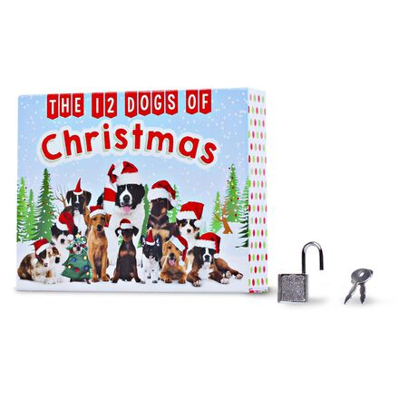 The 12 Dogs of Christmas Stationery