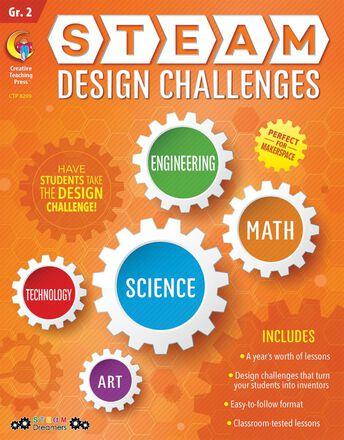 Steam Design Challenges: Gr. 2