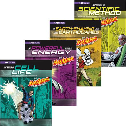 Graphic Science Pack