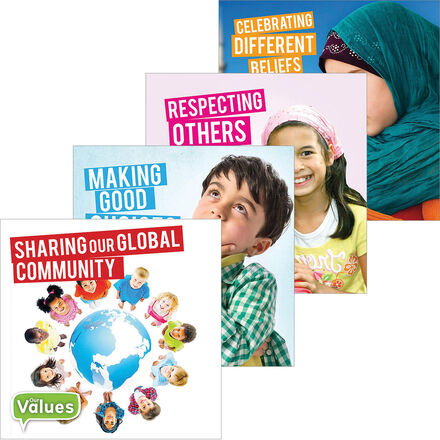Our Values Level 2 4-Pack