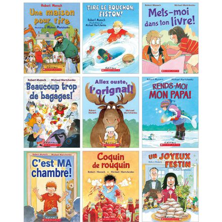 Collection Robert Munsch 3