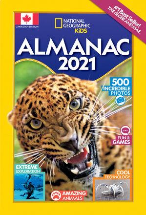 National Geographic Kids: Almanac 2021