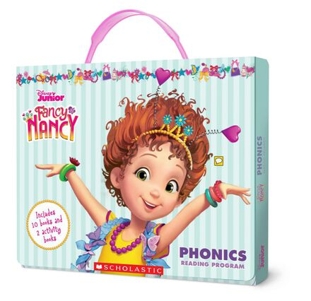 Disney Junior: Fancy Nancy Phonics Boxed Set